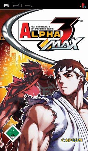 Psp street fighter alpha 3 max
